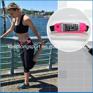 Fashionable Lycra Waist Bag for iPhone, Neoprene iPhone Case pictures & photos