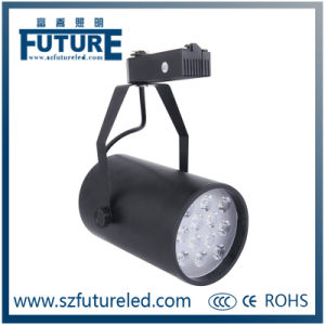 Latest Products LED Track Light with Black Body (F-H1-3W) pictures & photos