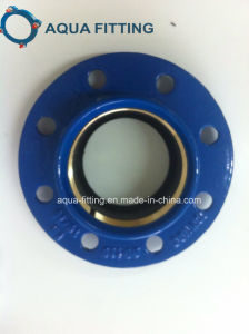 Ductile Iron Quick Flange for HDPE PVC Di Pipe pictures & photos