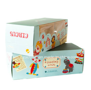 Quality Printing Cardboard Mini Cupcake Packaging Paper Boxes pictures & photos