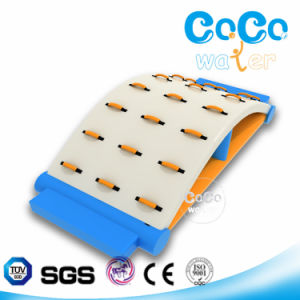 Coco Water Design Inflatable Aquatic High Rock Climbing Equipment (LG8078) pictures & photos
