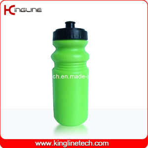 Plastic Sports Water Bottle, Plastic Sports Bottle, 600ml Plastic Drink Bottle (KL-6636) pictures & photos