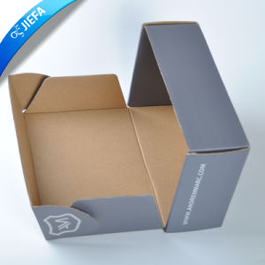 Custom Printed Cardboard Shoe Paper Box pictures & photos