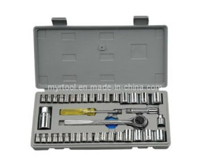 High Quality-40PCS Socket Tool Kit (FY1040B1) pictures & photos