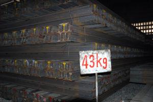 Steel Heavy Rail U71mn 43kg/M GB