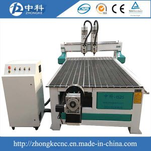 4 Axis CNC Wood Engraving Machine for Sale pictures & photos