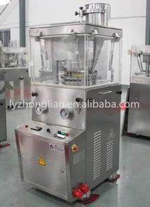 Zp-11b Series High Quality Big Tablet Rotary Tablet Press Machine pictures & photos