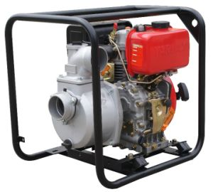Portable & Economical Air Cooled Diesel Water Pump pictures & photos