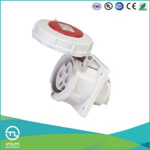 Utl Uz2123 Waterproof IP67 Manufacture Industrial Power Socket pictures & photos