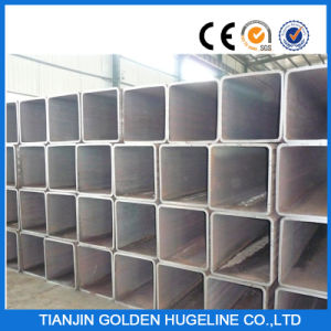 Welded Pre-Galvanized Square Steel Pipe pictures & photos