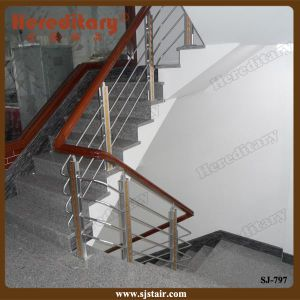 Aluminum Balustrade for Staircase / Aluminum Baluster (SJ-797) pictures & photos