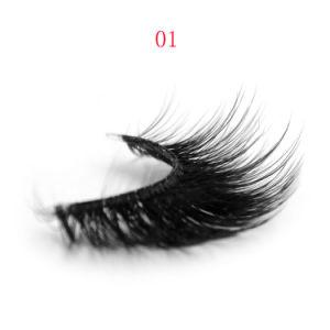 Wholesale Make up 100% 3D Velour Eyelash