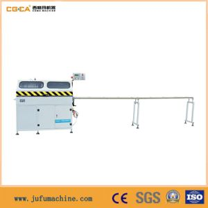 Corner Connector Automatic Cutting Saw Window Machine pictures & photos