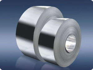 Cold-Rolled Stainless Coil/Sheet (STS CR)