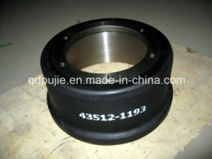 Semi-Trailer Brake Drum 43512-1193 pictures & photos