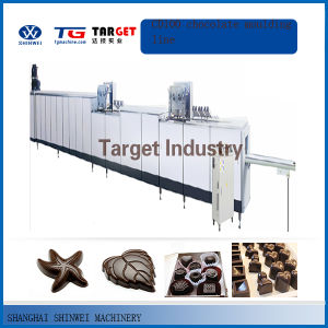 CD100 Chocolate Moulding Line pictures & photos