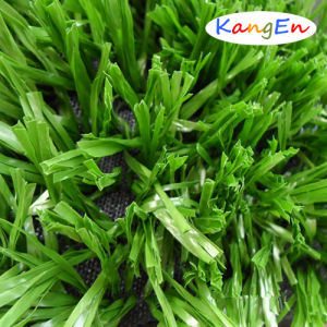 Anti- UV Synthetic Grass for Soccer Field (ES88-50 Pastoral green) pictures & photos