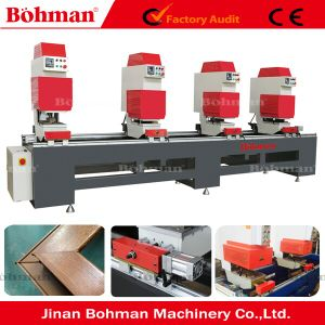 Four-Head Seamless Welding Machine for PVC Window and Door pictures & photos