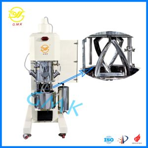 Reactor Li-Thium Machine 100L Anode Battery Paste Mixing Double Planetary Disperser Mixer pictures & photos
