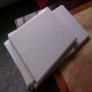 Huning PVC Ceiling Panel Designs (5/6/7mm, waterproof, SONCAP) pictures & photos