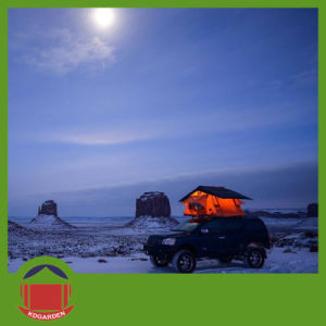 Outdoor Car Roof Top Tent with LED Light for Camping pictures & photos