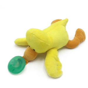 Plush Toy Duck Pacifier Stuffed Animals pictures & photos