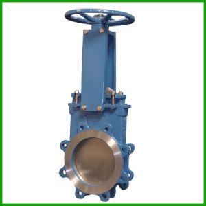 Stainless Steel Rising Stem Knife Gate Valve pictures & photos