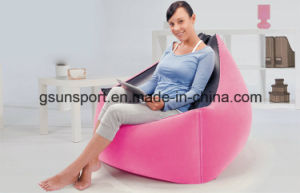 Double Chamber PVC Inflatable Sofa Inflatable Products PVC Air Chair pictures & photos