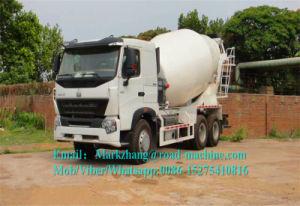 Sinotruck HOWO A7 6X4 6/8/10/12 M3/Cbm Concrete/Cement Mixer Truck pictures & photos
