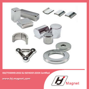Super Strong Customized Need N52 Assembly/Pot Magnetic Ainico NdFeB Magnet pictures & photos