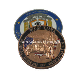 Custom New York Event Promotional Challenge Coin Manufacturer pictures & photos