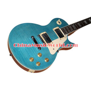 Afanti Music Lp Standard Electric Guitar (SDD-225) pictures & photos