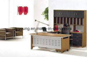 Best Selling Executive Manager Computer Table Office Furniture pictures & photos