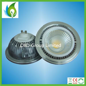 G53 GU10 15W AR111 LED Spot Light with COB LED Can Be Dimmable pictures & photos
