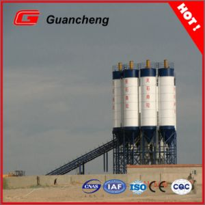 Low Price Hls60 Concrete Batching Plant in China for Sale in Indonesia pictures & photos
