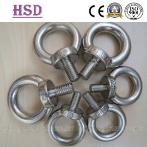 Stainless Steel Eye Bolt DIN580, DIN582, JIS 1168, JIS1169 pictures & photos