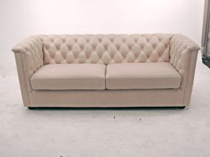 New Design Nubuck Leather Upholstered Livingroom Furniture Series pictures & photos