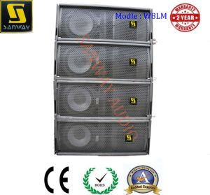 W8lm 8 Inch Mini Line Array, Professional Line Array Speaker pictures & photos