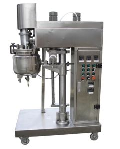Laboratory Vacuum Emulsifier (ZJR5/10) pictures & photos