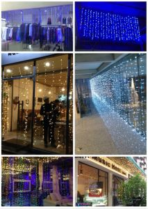3m*3m 300LEDs Christmas Home Garden Festival Lights pictures & photos