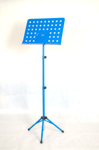Hot Sale Durable Colorful Music Sheet Stand Music Book Stand pictures & photos
