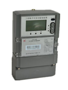 Three-Phase Multi Function Energy Meter with Programmable Pulse Output pictures & photos