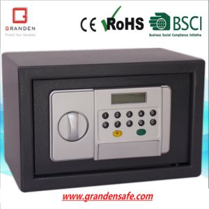 Electronic Safe with LCD Display (G-20ELB) Solid Steel pictures & photos