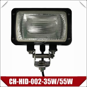 35W/55W Rectangle HID Work Lamp (CH-HID-002-35W/55W)