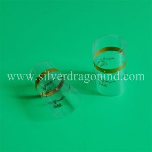 Heat Shrink Sleeve Cap for Wine Glass Bottle pictures & photos