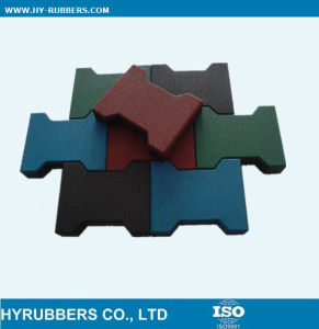 Outdoor Rubber Play Tile pictures & photos