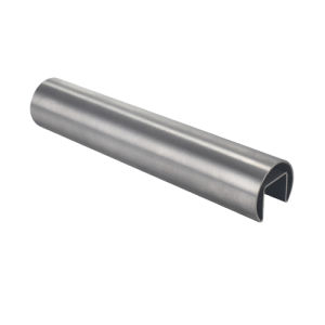 Satinless Steel Slot Tube pictures & photos