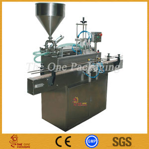 Piston Automatic Filling Machine pictures & photos