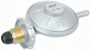 LPG Low Pressure Gas Regulator for South Africa (SA5G58U28) pictures & photos