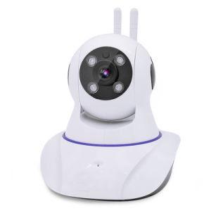 2017 Good Cheap Remote 1.0megapixel Wireless Surveillance IP Camera pictures & photos